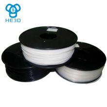 Reprap 3d принтер нитей PA нейлон MakerBot/RepRap/UP/Mendel материал пластик расходные материалы
