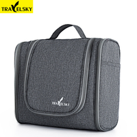 Travelsky New Large Capacity Travel Makeup Toilet Bag Hanging Women S Cosmetic Organizer Waterproof Men Travel