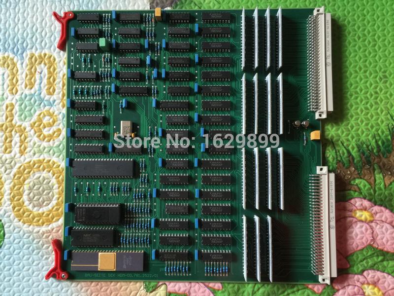good quality 1 piece heidelberg SEK board 00.781.2522 00.785.0538 00.781.5851 00.781.5851 SEK2 ms 9665 ver 1 1 server board 771 dual board 100% test good quality