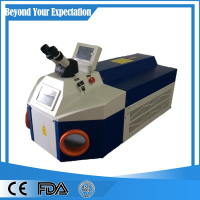 Welder Laser Machine, Hand Laser Welding Tool YAG 150W for Jewelry, Necklace, Ring, Pedant, Bracelet, Bangle