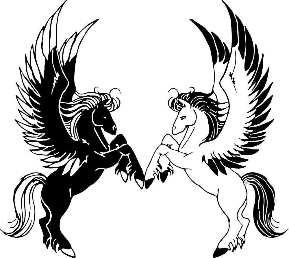 Gudang Gambar Kartun Kuda Bersayap Phontekno