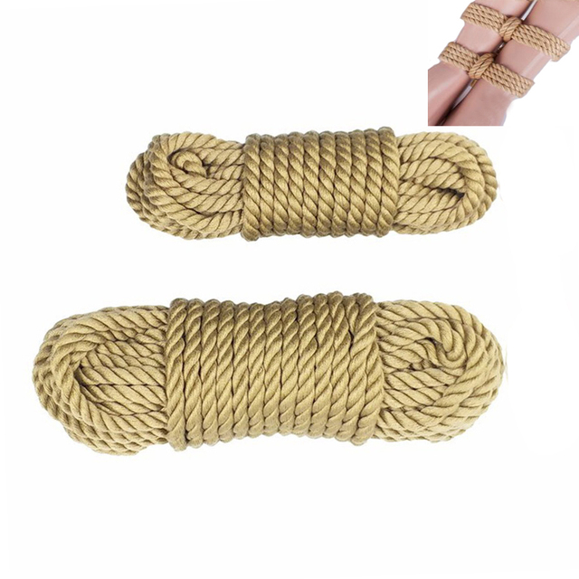 Hemp Rope Bdsm Fetish