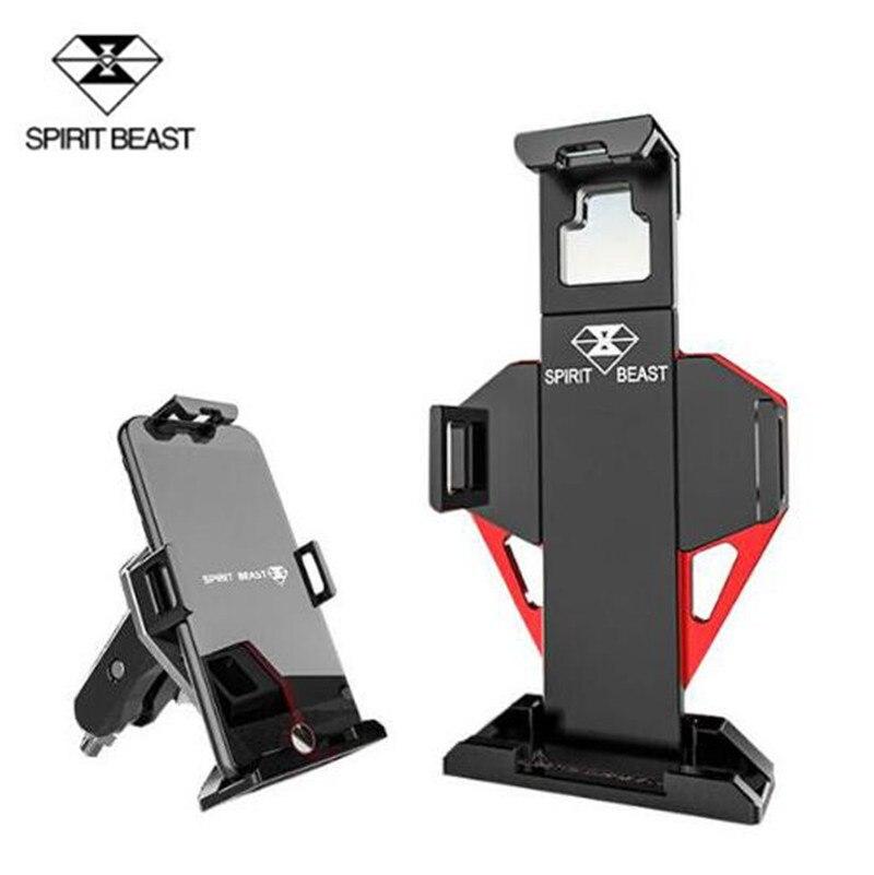 Esprit bête moto cadre de téléphone accessoires voiture téléphone Support de montage voyage équipement extérieur GPS Navigation Support