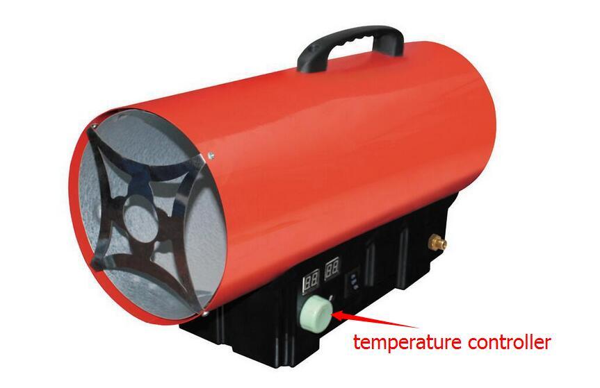 15kw для сжиженного газа промышленности с подогревом, газовый портативный тепловой нагреватель с регулятором температуры, нагреватель с тер