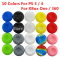 6 pcs Rubber Silicone Analog Controller Thumb Stick Grips Cap Cover for PS3 PS4 Controller for Xbox 360 One Thumbsticks Caps