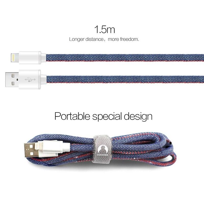 e4ee06ba41e ZMI AL803 AL833 AL823 Premium USB a USB Cable MFi certificado PP trenzado de  manga para