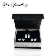 Her Jewellery earrings set women decorative jewellery Made w