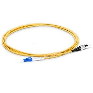 Image 2 - 1 м 2 м 3 м 10 ⑤ пакет LC PC к FC PC LC UPC к FC UPC G657A волоконный патч кабель, перемычка, патч корд Simplex 2,0 мм PVC SM