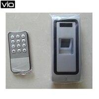 F2 Kostenloser Versand Zeit Teilnahme System Biometrische Fingerprint Scanner Fingerprint RFID Reader 125 khz-in Zugangs Control Kits aus Sicherheit und Schutz bei