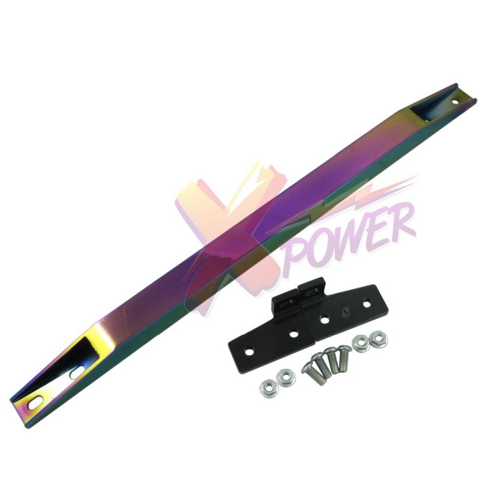 Задняя Нижняя Управление Arm подрамник Фиксатор Зажим для галстука Neo хром для 1996 1197 1998 1999 2000 Honda Civic EK