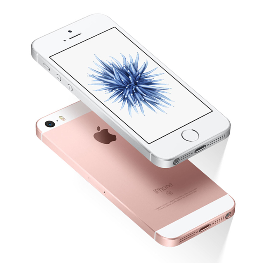 """Image 5 - Original Unlocked Apple iPhone SE LTE Cell Phone 2GB RAM 16/64GB ROM Dual core IOS A9 4.0"""" Touch ID 4G LTE Mobile Phone iphonese-in Cellphones from Cellphones & Telecommunications"""