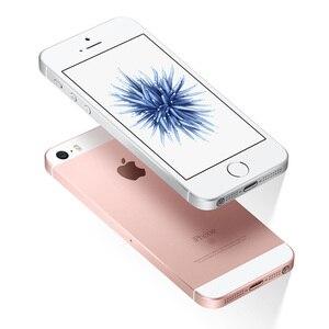 "Image 5 - هاتف ابل اي فون الأصلي مفتوح SE LTE الهاتف الخليوي 2GB RAM 16/64GB ROM ثنائي النواة IOS A9 4.0 ""معرف اللمس 4G LTE الهاتف المحمول اي فون"