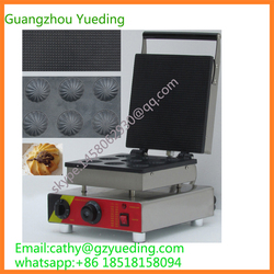 Energy Saving Stainless Steel Commercial Electric Belgian Waffle Maker/special design Waffle Making Machine