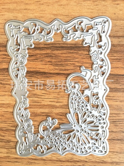 Home decor items on ebay selling carbon steel cutting die metal embossing die cutter et108 art