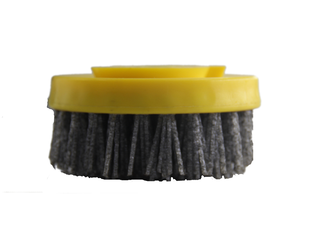 110mm Grit 24-800 Abrasive Wire Snail Antique Brush Surface Grinding Stone Processing Wood Furniture Polishing Brush