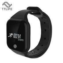 TTLIFE Smart Band X5 Bluetooth4.0 IP67 Водонепроницаемый монитор сердечного ритма сна монитор Анти-потерянный Спорт smartband для IOS Android