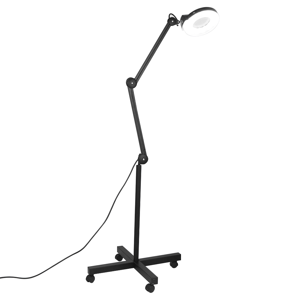 22w 8x Magnifier Magnifying Glass Light Lamp Desk Clamp Salon Makeup Nail Tattoo