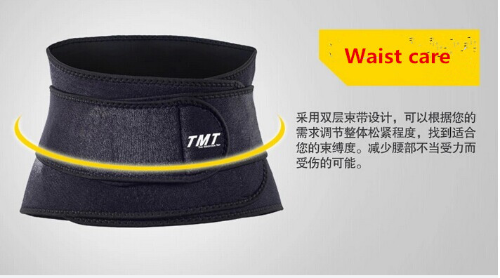 все цены на  TMT brand Sports protection belt lumbar disc or lumbar muscle strain warm protection winter outside body care for men and women  онлайн