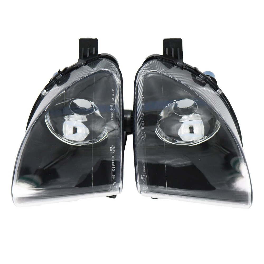 2Pcs For BMW F10 F11 520i 523i 528i Fog Light Fog Lamp Fog Light without Light Bulb 63177216885 63177216886 2pcs right left fog light lamp for b mw e39 5 series 528i 540i 535i 1997 2000 e36 z3 2001 63178360575 63178360576
