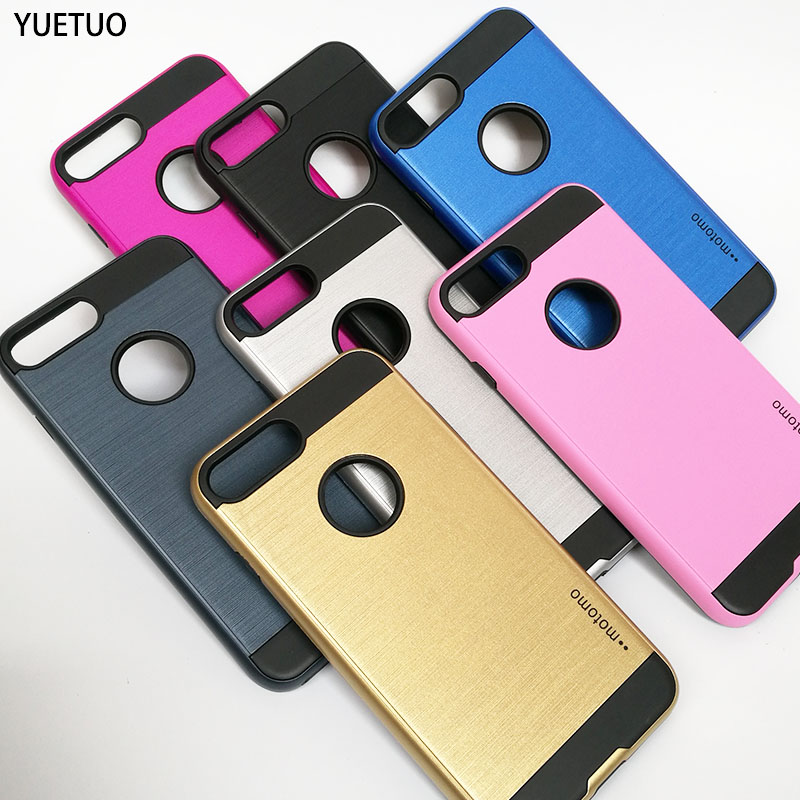 luxury gold coque case for iPhone7 silicon tpu original mobile phone cases cover for iPhone 7 plus 7plus silicone plastic hybrid