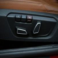 High Quality 4pcs Seat adjuster decorative covers trim For BMW 1/3/4/5 Series GT 520 530 X3 X4 X5 F30 F34