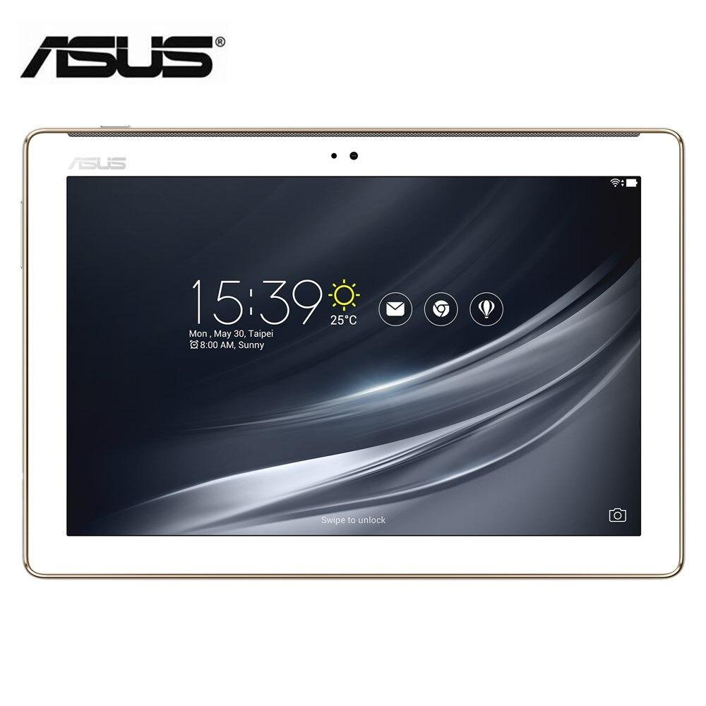 Boîtier d'origine ASUS-ZenPad 10 Z301MF RAM 2 GB + ROM 32 GB MTK MT8163A Quad Core 10.1 pouces Android 7.0 tablette blanc