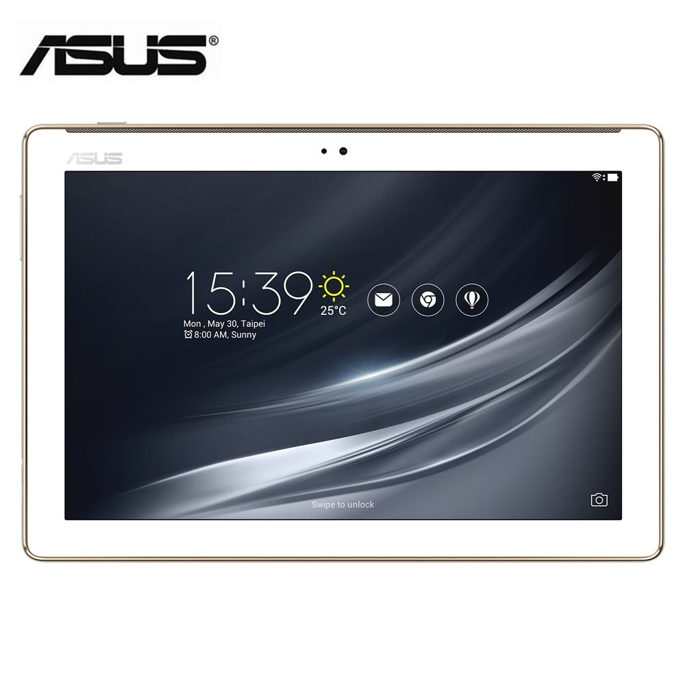 Original Box ASUS-ZenPad 10 Z301MF RAM 2GB+ ROM 32GB MTK MT8163A Quad Core 10.1 Inch Android 7.0 Tablet White