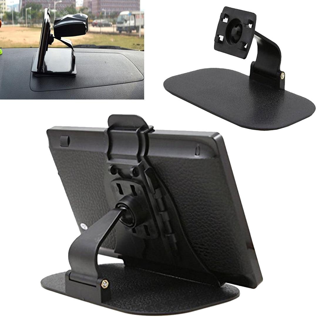7 Inch Universal Car Mount Bracket Stand Holder For GPS Navigation Phonecradle PC Phone Holder Tablets Silicone