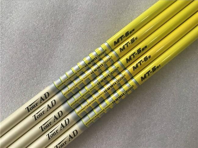Brand New 5pcs Tour AD MT 6 Graphite Shaft 0 350 0 335 Size Graphite Golf