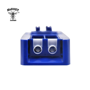 Image 3 - HORNET Plastic Tobacco Cigarette Rolling Machine Manual Double Tube Rolling Injector 8MM Machine for Rolling Cigarettes