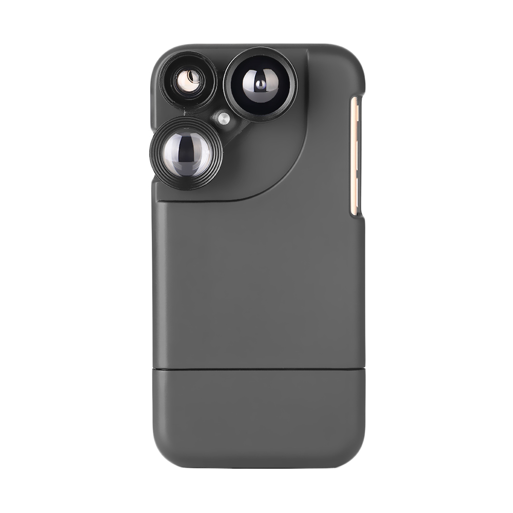 et 4 in 1 mobile phone lensese cases full coverage for iphone x 8 7 6s [ 1000 x 1000 Pixel ]