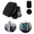 For Huawei P8/P9/Lite/Plus/P7 Honor 8 Lenovo P70/K3/Note Magnetic Magnet Air Vent Car Phone Stand Holder Clip Case Cover Mount
