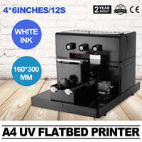 UV 4060 digital flatbed UV printer a2 for personalized gift space saving1440*720 dpi for sales