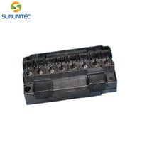 DX5 F158000 F160100 Print head Printhead Cover manifold For Epson 4880 R2400 R1800 printer head adapter