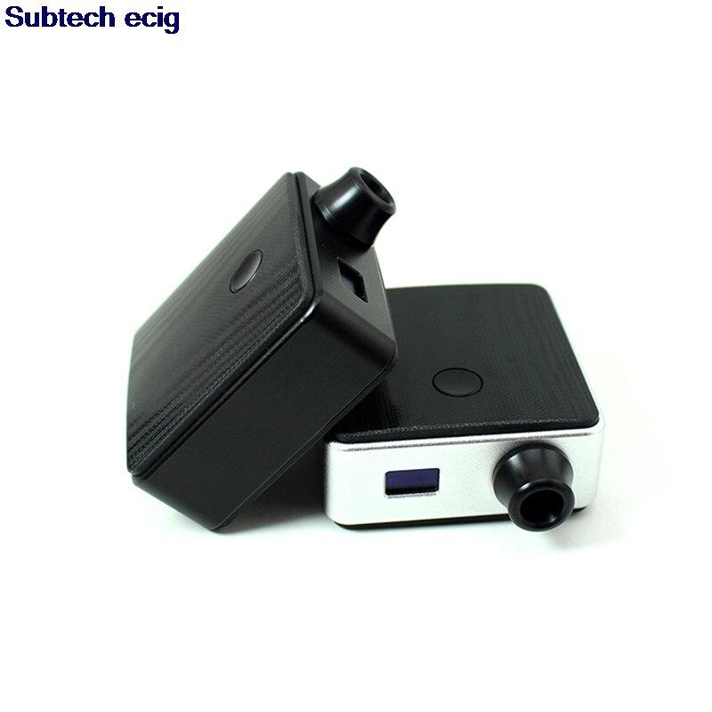 100% originall SXK Bantam коробка мод SXK 30 Вт bb мини коробка с USB портом черный серебряный цвет bb коробка 5 мл огромные бутылки модов Бесплатная доставка - 5