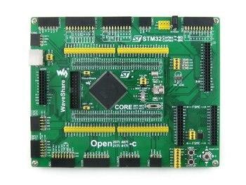 STM32 ARM Cortex-M4 STM32 Development Board STM32F407IGT6 STM32F407+ PL2303 USB UART Module+ Free Shipping= Open407I-C Standard