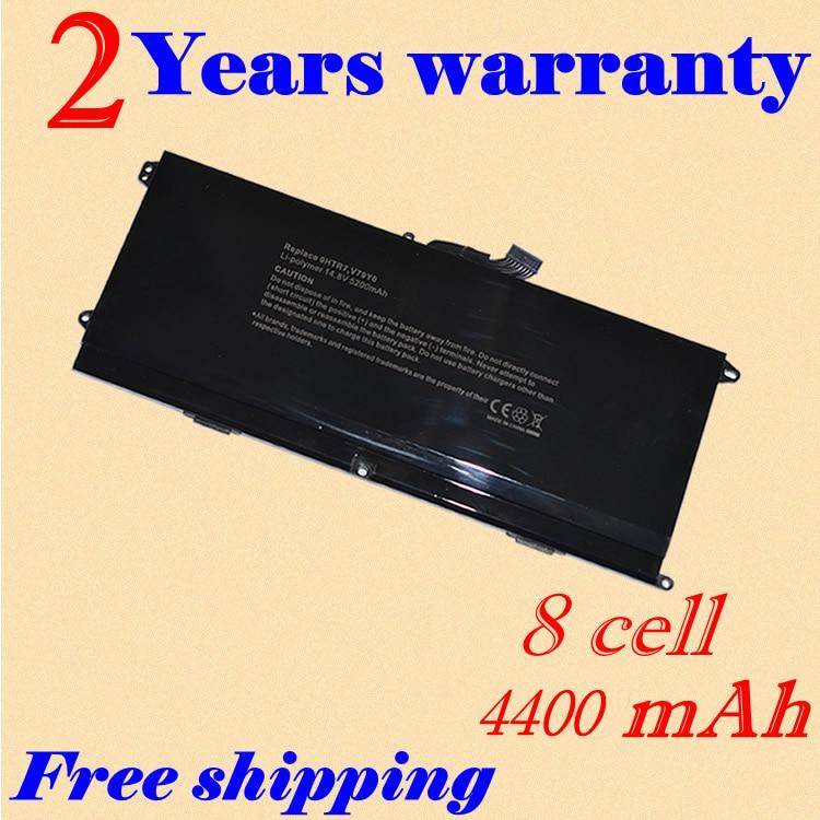 JIGU Laptop <font><b>battery</b></font> 0HTR7 0NMV5C 75WY2 NMV5C OHTR7 For Dell XPS 15z 15Z-L511X 15Z-L511Z L511X L511Z ULTRABOOK 14.8V <font><b>4400MAH</b></font>