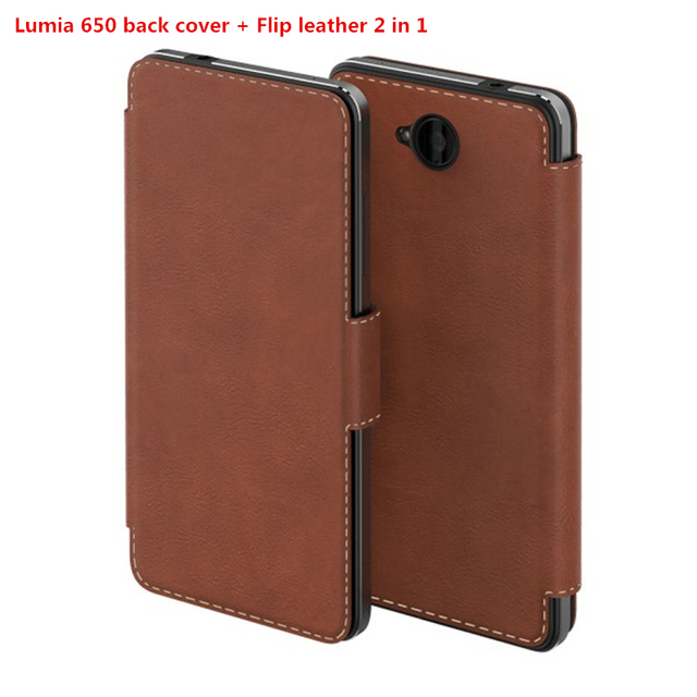 wholesale dealer 1c649 5313d US $11.99 25% OFF Mozo Flip Case for Microsoft lumia 650 Wallet PU Leather  Cases lumia 650 Mozo Back Cover for Nokia Lumia 650 Case NFC fundas-in Flip  ...