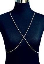 Full Stone Body Chain Jewelry