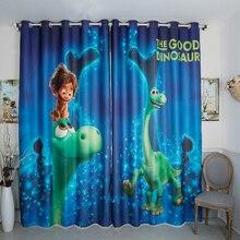 Custom Made 2x Grommet Window Draperies Curtain Nursery Kids Children Room Window Dressing 200cm x 260cm