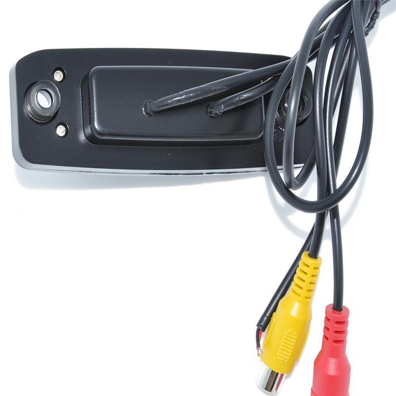 HD CCD auto tagantvaade Tagurpidi varukoopia Kaamera tagantvaade Kia - Autode Elektroonika - Foto 4