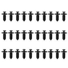 DWCX 1249900492 30 Шт. Подкрылок Заклепки, Крепеж Push-Тип Клипы фиксатор Для Mercedes-Benz W124 W202 W203 W204 W164 W171 W207