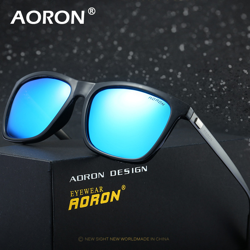 Hot Style font b Aluminum b font Magnesium Polaroid Men Sunglasses Women Polarized Vintage Sun Glasses