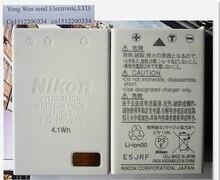 HOT NEW EN-EL5 ENEL5 EL5 3.7v 1100mah Digital camera lithium battery