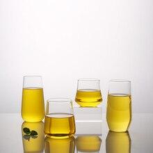 Heat Resistant Glass Water Cup Juice Milk Beverage