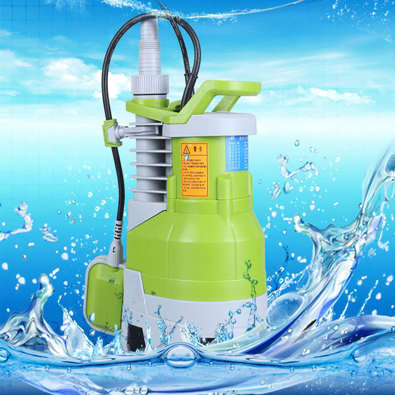 200W 220V plastic sea water corrosion resistant submersible sewage pumps mp 3500 twisted blade sewage pumping septic sewer toilet without clogging sewage pumps garbage