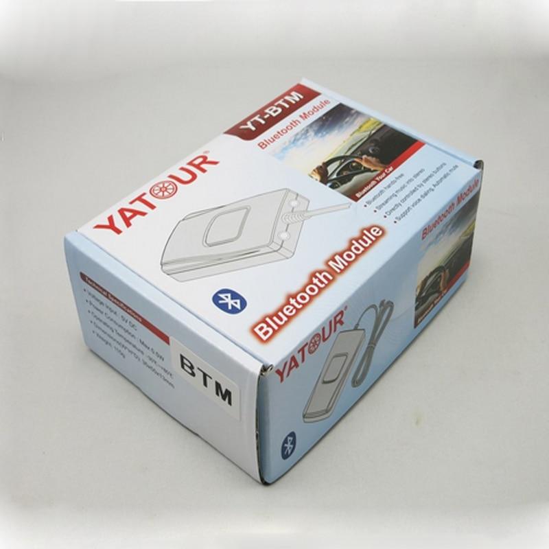 Yatour Bluetooth Ձեռքի անվճար զանգերի - Ավտոմեքենաների էլեկտրոնիկա - Լուսանկար 6