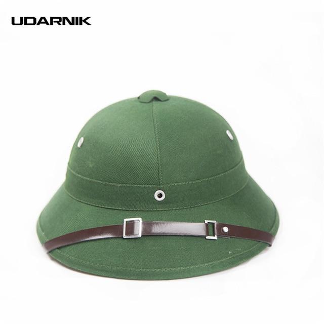 Summer Unisex Sun Hats Vietnam Military Style Hat Army Cap Casual Jungle  Safari Period Costume Vintage 625ba7c8fa4