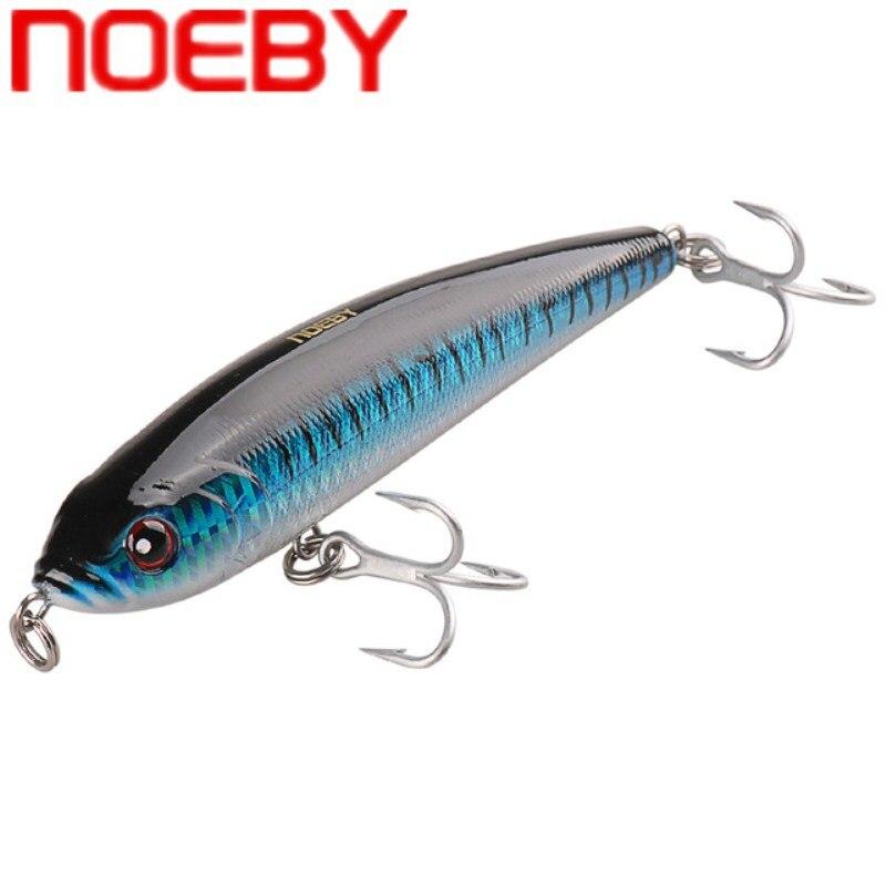 NOEBY Pencil Baits Hard-Fishing-Lure Wobbler-Carp Sinking Artificial-Leurre Peche-Tackle
