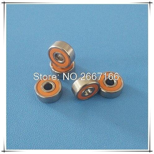 Stainless steel hybrid ceramic ball bearing S63800 2RS CB A5 10x19x7mm stainless steel hybrid ceramic ball bearing smr84 2rs cb abec7 4x8x3mm